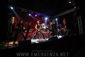 LACHESIS Symphonic Metal - Live Music - Concerto - Druso Circus - Bergamo Lombardia Italia 00001