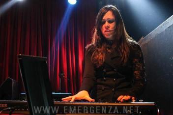 LACHESIS Symphonic Metal - Live Music - Concerto - Druso Circus - Bergamo Lombardia Italia 00017