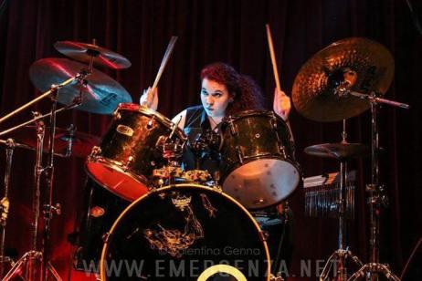 LACHESIS Symphonic Metal - Live Music - Concerto - Druso Circus - Bergamo Lombardia Italia 00027