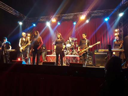 LACHESIS Symphonic Metal - Live Music - Concerto - Druso Circus - Bergamo Lombardia Italia 00032