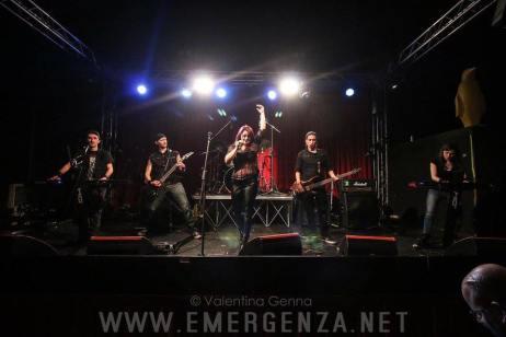 LACHESIS Symphonic Metal - Live Music - Concerto - Druso - Ranica Bergamo Lombardia Italia 00045