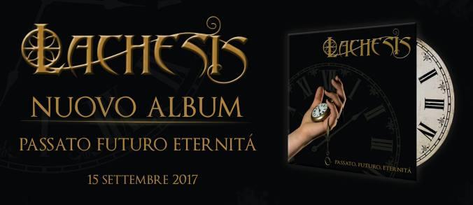 LACHESIS Symphonic Metal - Nuovo album - Passato Futuro Eternità
